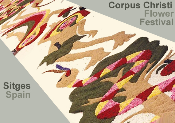 Corpus Christi Fiesta Flower Festival 2019