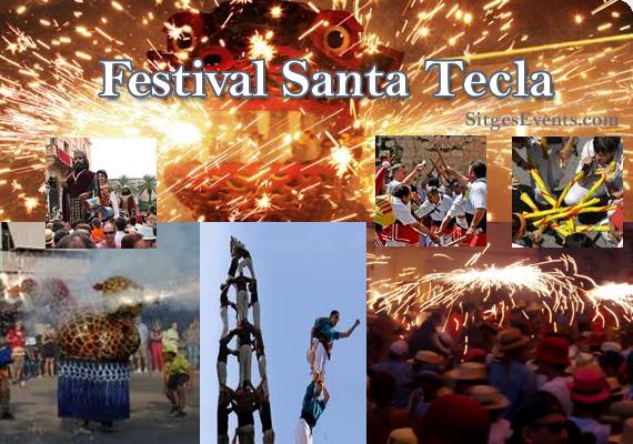 Sitges Santa Tecla 2015