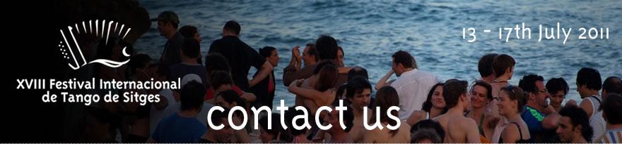 Sitges International Tango Festival 2015