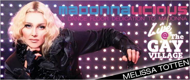 Madonna by Melissa - MadonnaTribe Decade