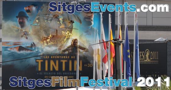 Sitges film festival tintin