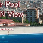 Barcelona Open Air Pool