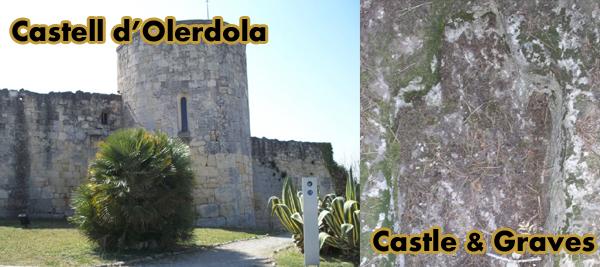 Castell d'Olerdola : Ol