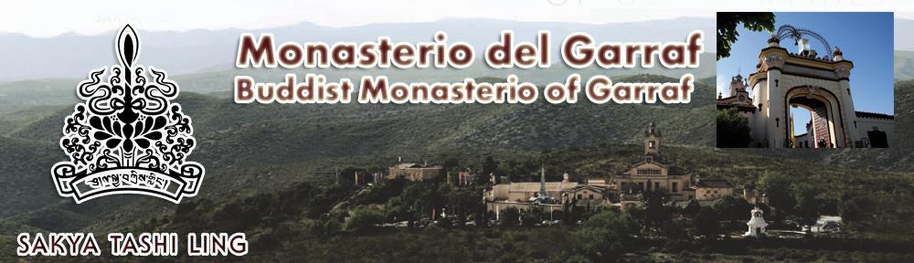 Buddhist Monastery near Sitges Barcelona