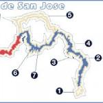 Rio Subeterraneo San Jose Sitges Catalunya Spain Map