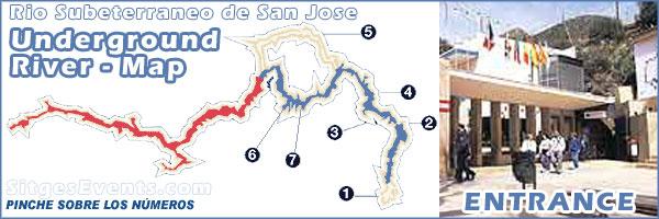 Rio Subterraneo de San Jose
