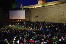 Barcelona Open Air Cinema Sala Montjuic