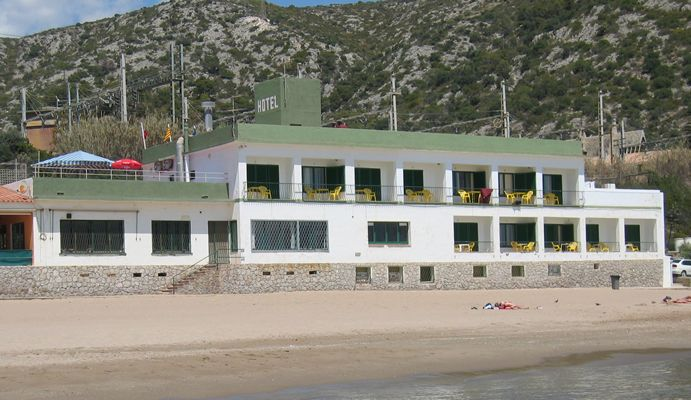 Garraf – Hotel on the Beach