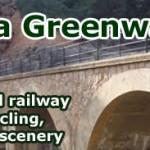 Terra Alta GreenWay : Disused Railway