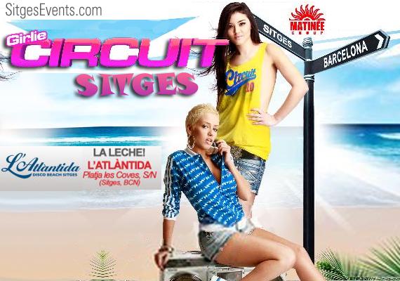 Sitges Barcelona Circuit Festival L'Atlantida La Leche Lesbian