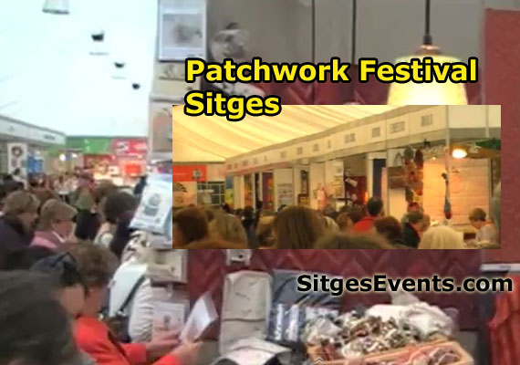 Patchwork Festival Sitges 2013