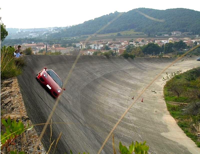 Circuito Terramar : Targa catalunya sitges terramar circuit de