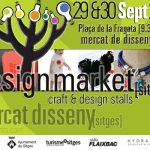 Craft &amp; Design Fair Market Mercat Disseny Sitges