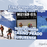 Sitges Barcelona trekking &amp; mountaineering