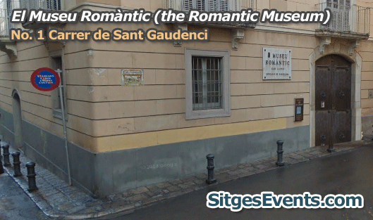 El Museu Romantic the Roman