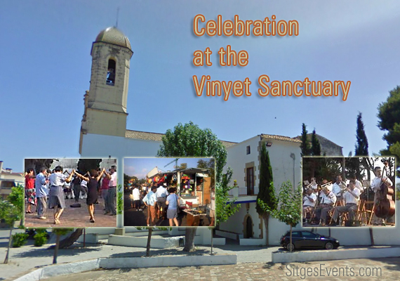 Celebration at the Vinyet Sanctuary