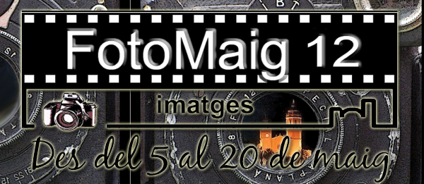 Photography Competition & Exhibition Fotomaig Sitges 2012
