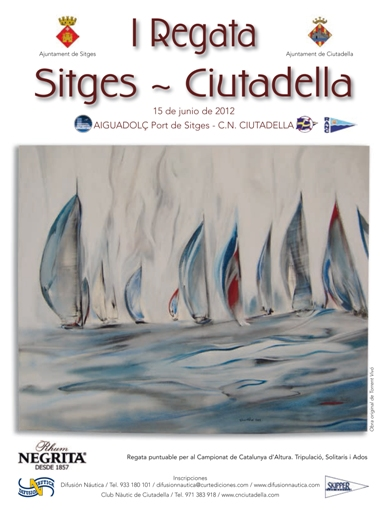Regatta Sitges Regata Ciutadella Yacht Race