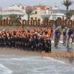 Sitges Barcelona Triatlo Triathlon