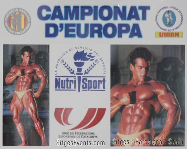 Nutri Sport : Campionat D'Europa
