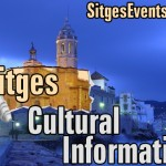 Sitges near Barcelona, museums, guided tours, cultural entertainment, exhibitions and cultural events