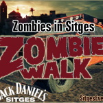 sitges zombie walk