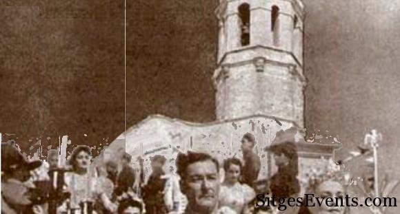 Errol Flynn Sitges Church