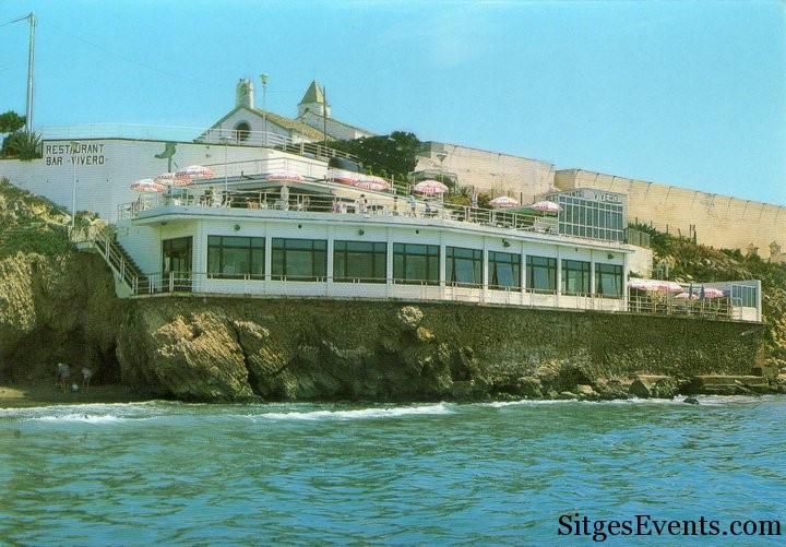 El Viver Restaurant for the stars of Sitges Film Festival