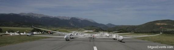 Aeropuerto de Sabadell – Glider & Plane Flights