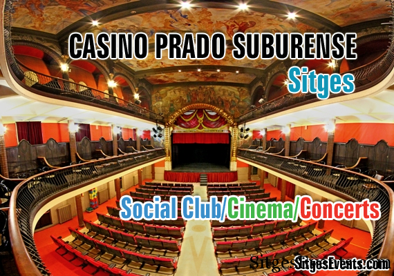 Casino Prado Suburense (Cinema & Social Club)