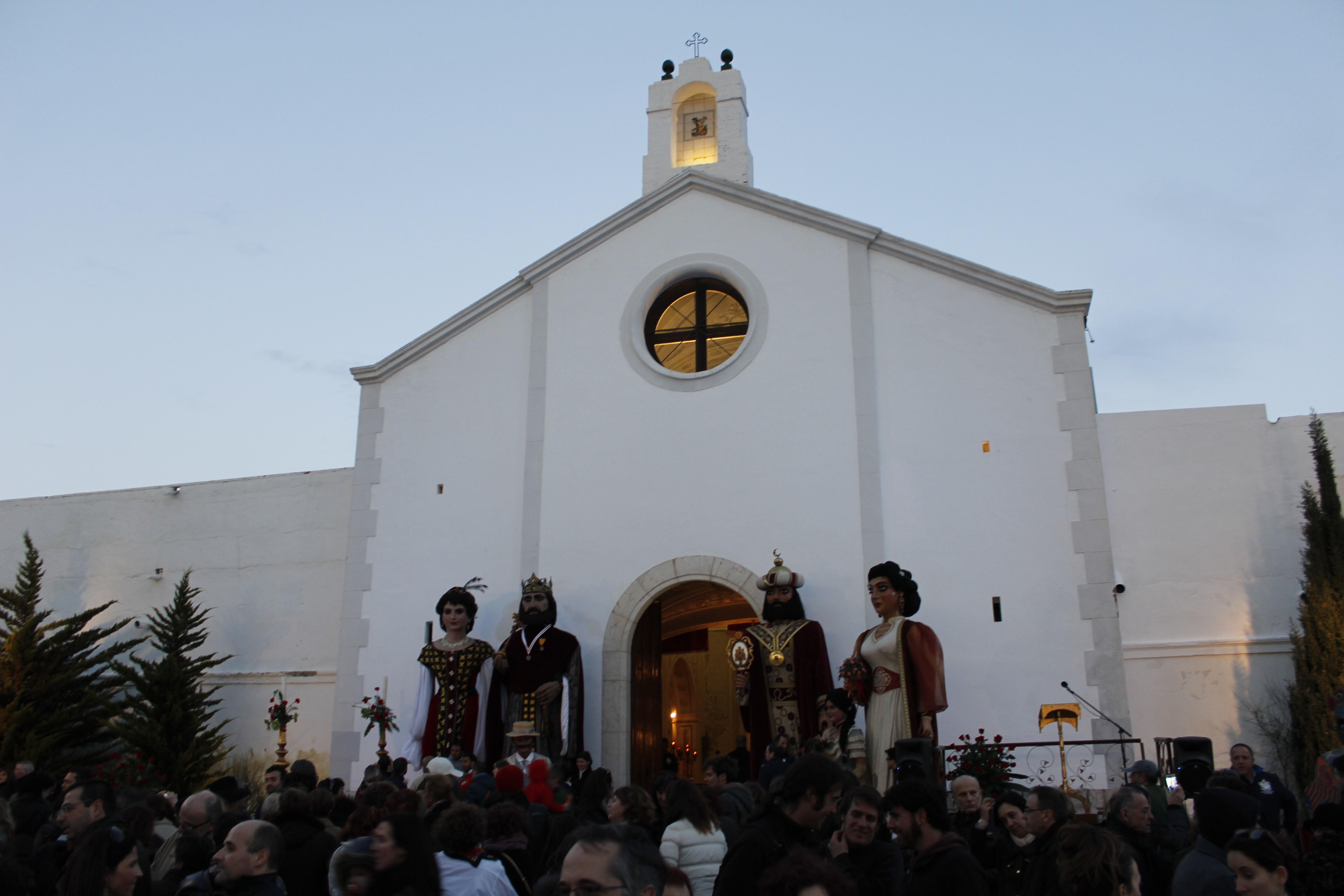 Parroquia de Sant Bartomeu i Santa Tecla de Sitges