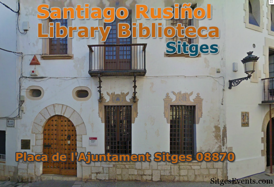 Guided tour of Sitges Santiago Rusi