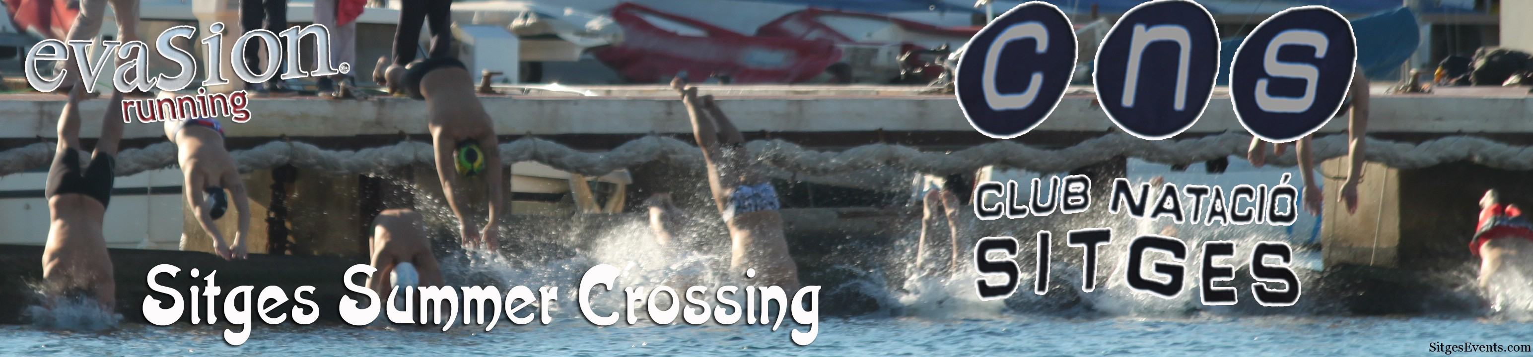 Summer Swimming Crossing (Nataci