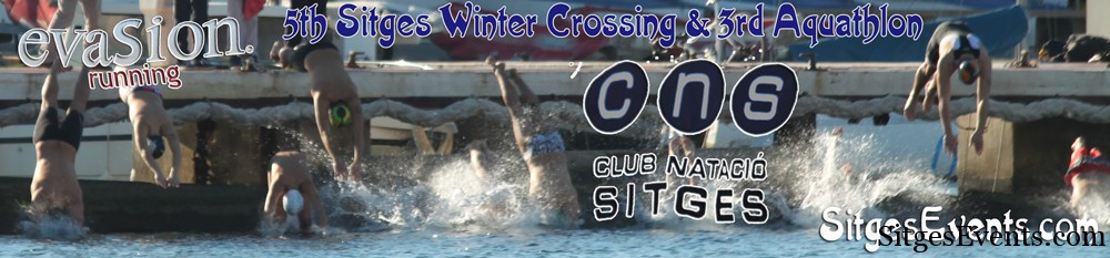 Sitges Winter Crossing & Aquathlon 2015