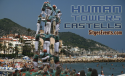 Human Towers Castells Sitges