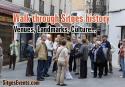 Walk through Sitges history