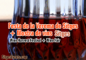 sitges wine harvest festival fair