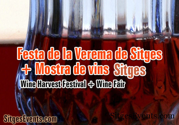 Sitges Grape Harvest Festival 2015