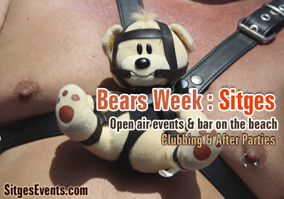 Bears Week Sept – Gay Event 2017