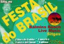free live music festa do brasil cala balmins beach