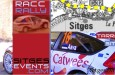 racc rally sitges spain banner.
