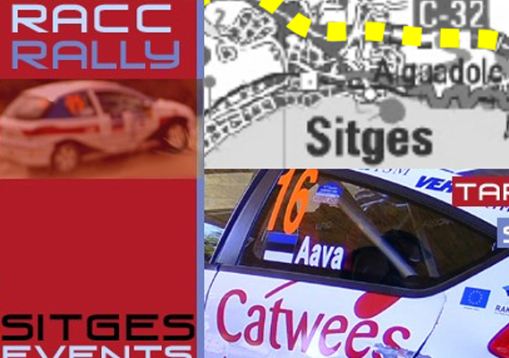 52nd RACC Rally Catalunya Spain 2016