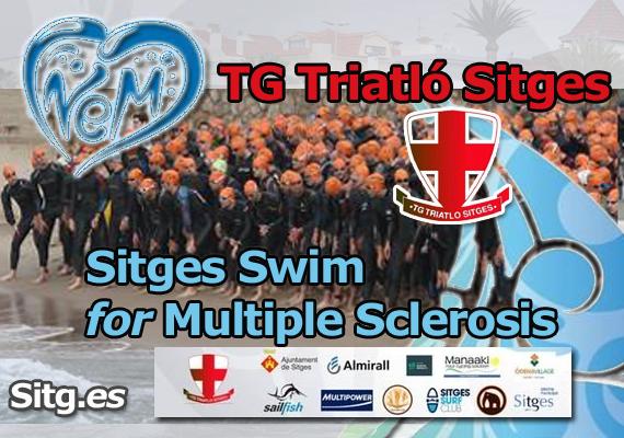 Multiple Sclerosis Swim Club TG Triatlo