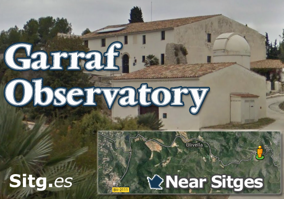 Free Night at Observatory in Garraf – Observatori Astronòmic del Garraf