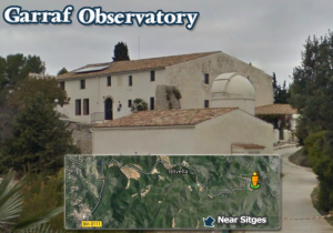 Oficina del Parque del Garraf. La Pleta