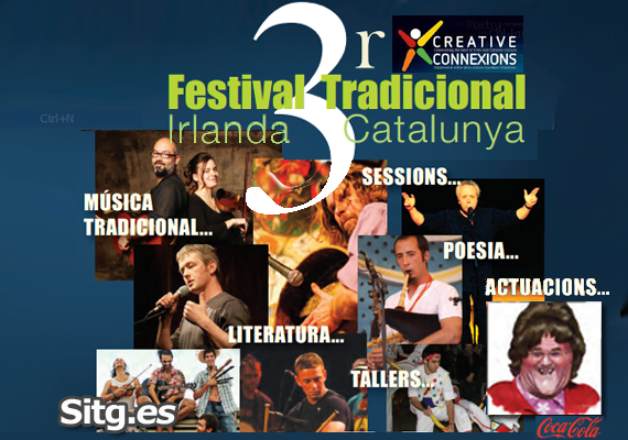 Irish Catalan Cultural Long Weekend 2016