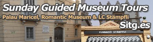 Sitges Museum Museu Sunday Tours