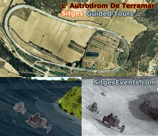 Terramar Racetrack Autodrome Tour