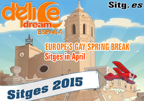 Europe's Gay Spring Break
