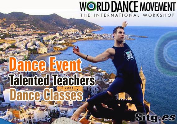 WDMSpain Dance Class Event